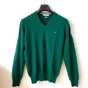 🇸🇪 J. Lindeberg Merino Wool Sweater